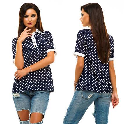 507a9ab812e Женская элегантная летняя блузка 227