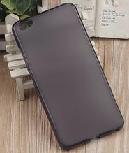 Чехол бампер для Meizu U20 черный