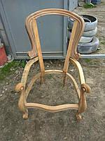 Итальянское кресло. Новая рама. Цена указана без учёта финишной доводки.
