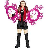 Фигурка Марвел Мстители Эра Альтрона Алая Ведьма (Ванда) высотой 10 см. Оригинал Hasbro
