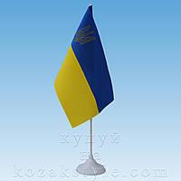 Настільний прапор України