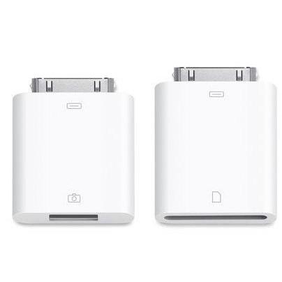 Переходники Apple iPad Camera Connection Kit MC531