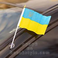 Прапорець України (з присоскою)