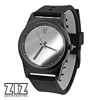 Часы наручные 6 секунд Mirror черный