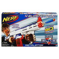 Бластер Элит Риталиэйтор Hasbro Nerf N-Strike Elite Retaliator Blaster