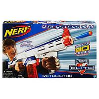 Бластер Элит Риталиэйтор Hasbro Nerf N-Strike Elite Retaliator Blaster, фото 1