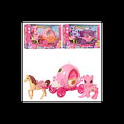 Карета DN843PO LP, с лошадью