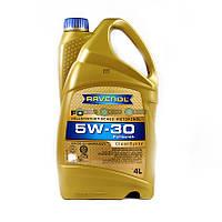 Масло моторное  Ravenol FO 5W30 5L