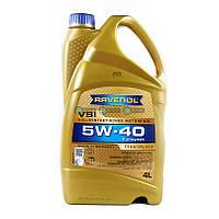 Масло моторное  Ravenol VSI 5W40 4L