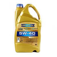 Масло моторное  Ravenol VSI 5W40 5L