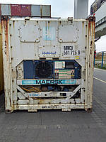 Рефконтейнер 20-фут Carrier 1999 года