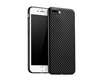 Чехол-накладка HOCO Ultra-Thin Series Carbon Fiber TPU для Samsung Galaxy S8