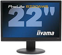 "Монитор бу 22"" iiyama B2206WS"