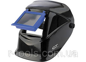 Щиток захисний для електрозварника (маска зварника) з відкидним блоком 110*90 СИБРТЕХ 89122