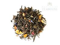 Черный ароматизированный чай Сладкое яблоко TEAHOUSE, 250г