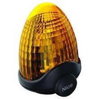 Сигнальная лампа со встроенной антенной, 24В, оранжевая