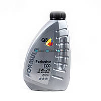Моторное масло Q8 Formula Excclusive ECO 5W-20 1L