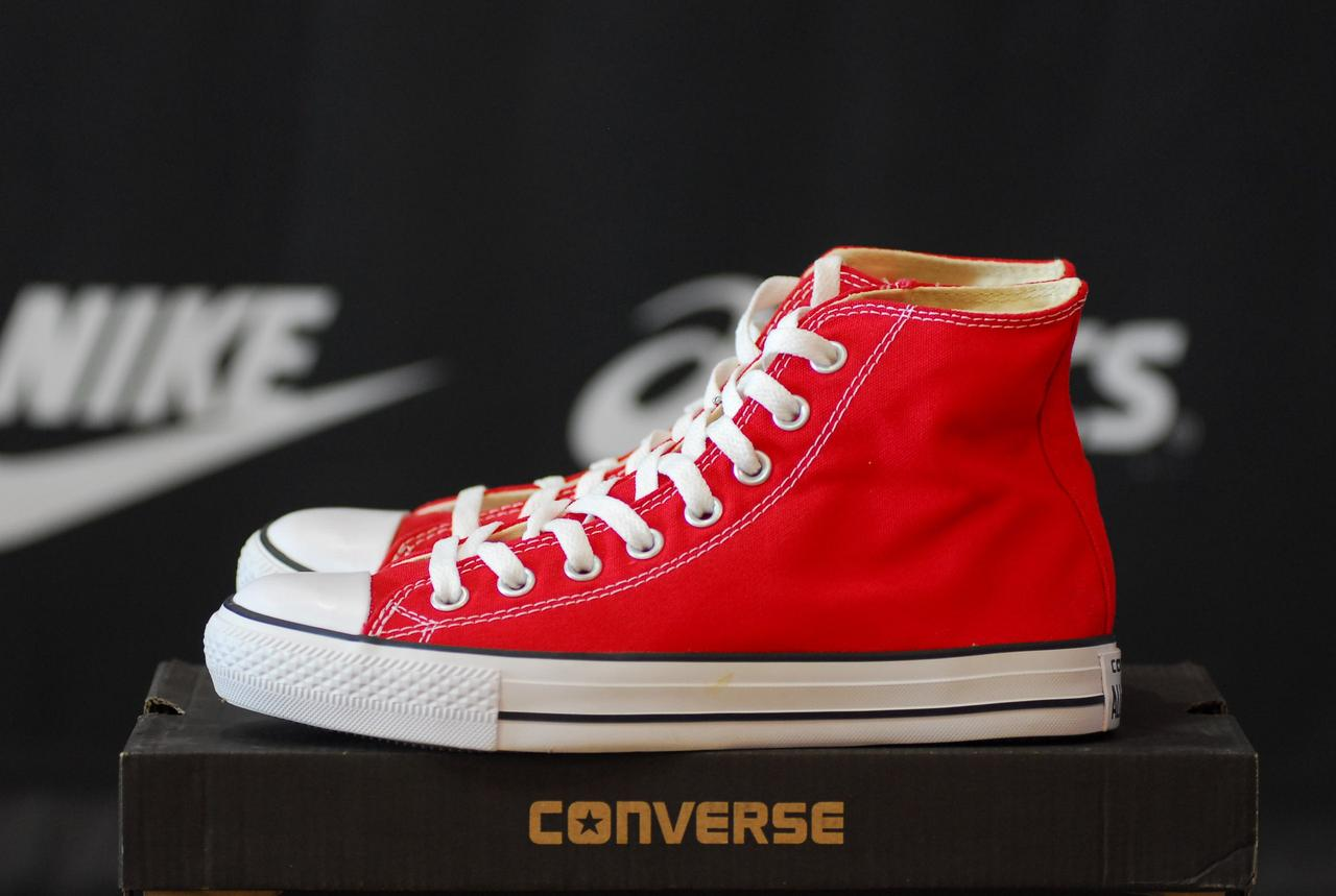 Кеды Converse All Star (Toп-качество) высокие 416c0aeea0faa