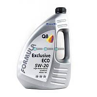 Моторное масло Q8 Formula Excclusive ECO 5W-20 4L