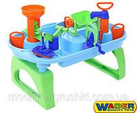Стол Водный мир трек 2 в 1 Wader 40909