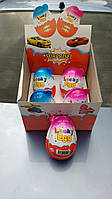 Яйцо шоколадное Lucky egg surprise Макси 80 гр.