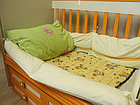 Матрас детский в кроватку Эко Матера 60х90 см