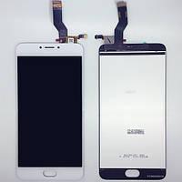 Дисплей Meizu M3 Note (L681H) complete White