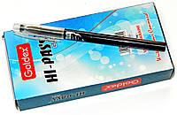 """Ручка гел. Goldex """"Hi-Pass gel #921 Индия Black 0,6мм"""
