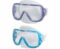 Детская маска для плаванья Intex 55976  Wave Rider 2