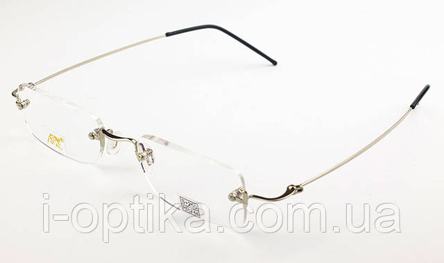 Безободковые титановые очки Tiger, фото 2