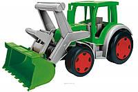 Большой трактор 60 см Gigant Farmer Wader 66015 66005