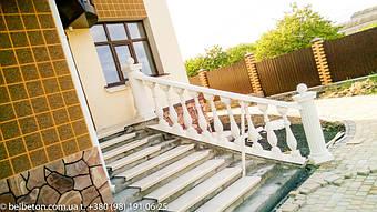 Бетонная балюстрада в Долинская | Балясины в Кировоградской области 5