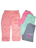 Бриджи трикотажные для девочек, Active Sports, размеры 134-164 арт. HZ-5848
