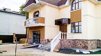 Бетонная балюстрада в Долинская | Балясины в Кировоградской области 23