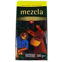 Кофе молотый Hacendado Café Mezcla 500г 100% Arabica