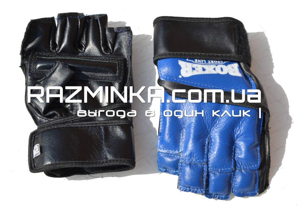 Перчатки для карате р.M (кожа)