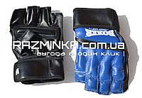Перчатки для карате р.M (кожа), фото 1