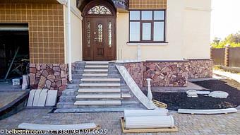 Бетонная балюстрада в Долинская | Балясины в Кировоградской области 2