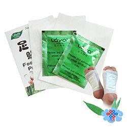 Пластир детокс з зеленим чаєм