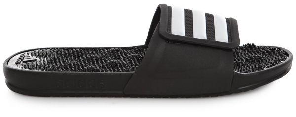 Тапочки массажные Adidas Adissage 2.0 3-stripes Slides - vectorsport в Киеве