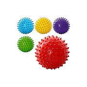Мяч массажный MS 0025 5 дюймов