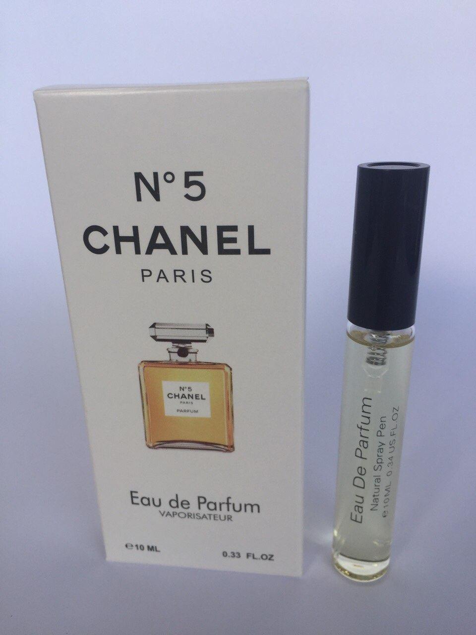 купить женский мини парфюм с феромонами Chanel N5 шанель 5 10 мл