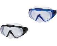 Детская маска для плаванья Intex 55981Silicone Aqua Pro