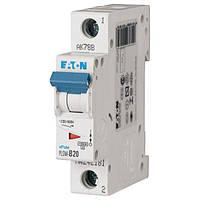 Автоматический выключатель Eaton (Moeller) PL4-C16/1