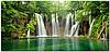Панно Водопад - фотопечать кафель на стены, плитка 20х30см.