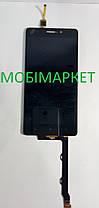 Модуль (сенсор+дисплей) Lenovo A7000 / A7000-A (1280x720) чорний, фото 2