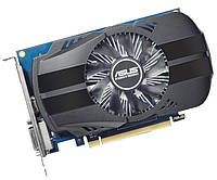 Видеокарта GeForce GT1030 OC, Asus, 2Gb DDR5, 64-bit, DVI/HDMI, 1531/6008MHz (PH-GT1030-O2G)