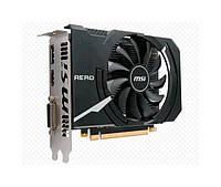 Видеокарта GeForce GTX1050 OC, MSI, AERO, 2Gb DDR5, 128-bit, DVI/HDMI/DP, 1518/7008 MHz (GTX 1050 AERO ITX 2G OC)