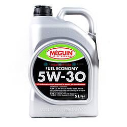 Моторное масло Meguin Fuel Economy SAE 5W-30 5L