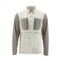 GT TriComp Bone L рубашка Simms